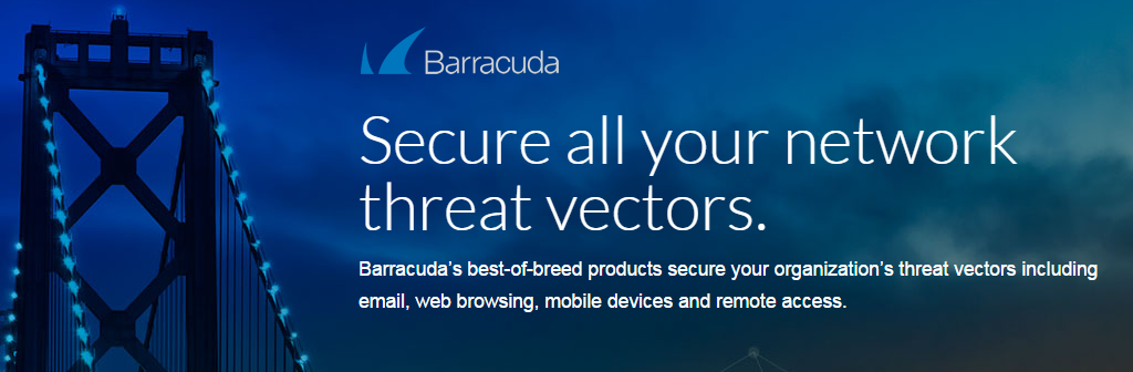 Barracuda Networks - Security for a connected world ! In Dubai ...